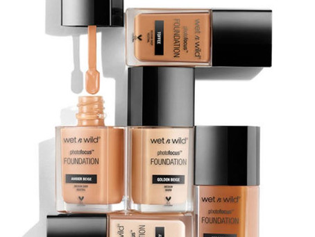 Wet n Wild Cosmetics Review