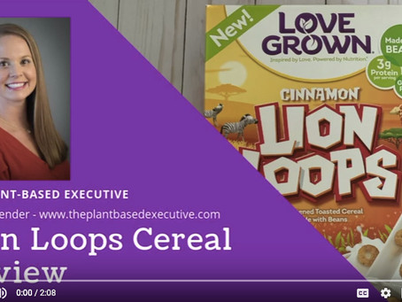Lion Loops Cereal