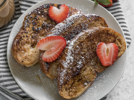 French Toast - Do you love breakfast food as much as I do?!