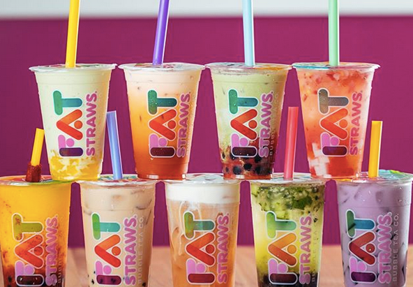 Love Bubble Tea?  Me too!
