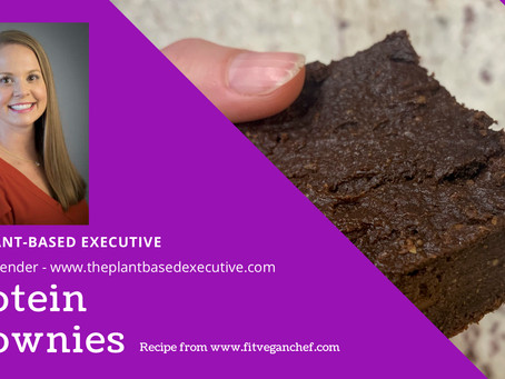 Protein Brownies!