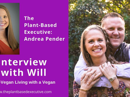 Interview with Will - A non-vegan living with a vegan