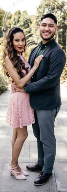 Jasmine & Alejandro
