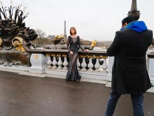 GLAUDI in Paris! Her Secret to Success!