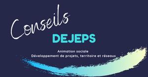 Conseils pour entrer en formation au DEJEPS 2019 2020 Blue Up Formation