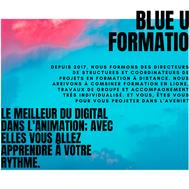 Blue Up Formation