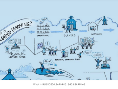 Parlons du blended Learning...