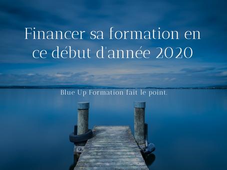 Difficultés de financement de la formation en 2020: faisons le point!