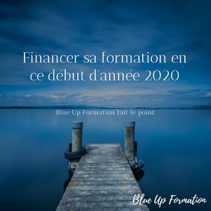 Blue Up Formation financement de la formation 2020
