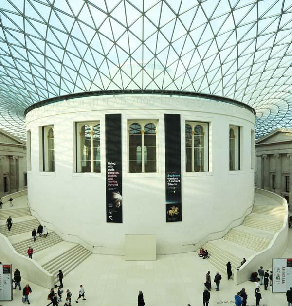 大英博物館B