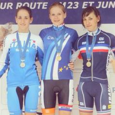 European champion ITT Junior women 2014