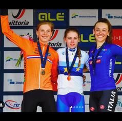 2nd European Championships Road Race 2018