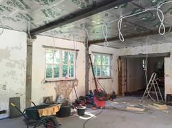 Isoleren plafond met PIR platen