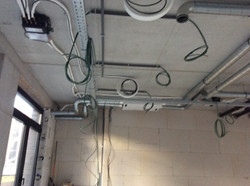 Klaarleggen voorzieningen airco
