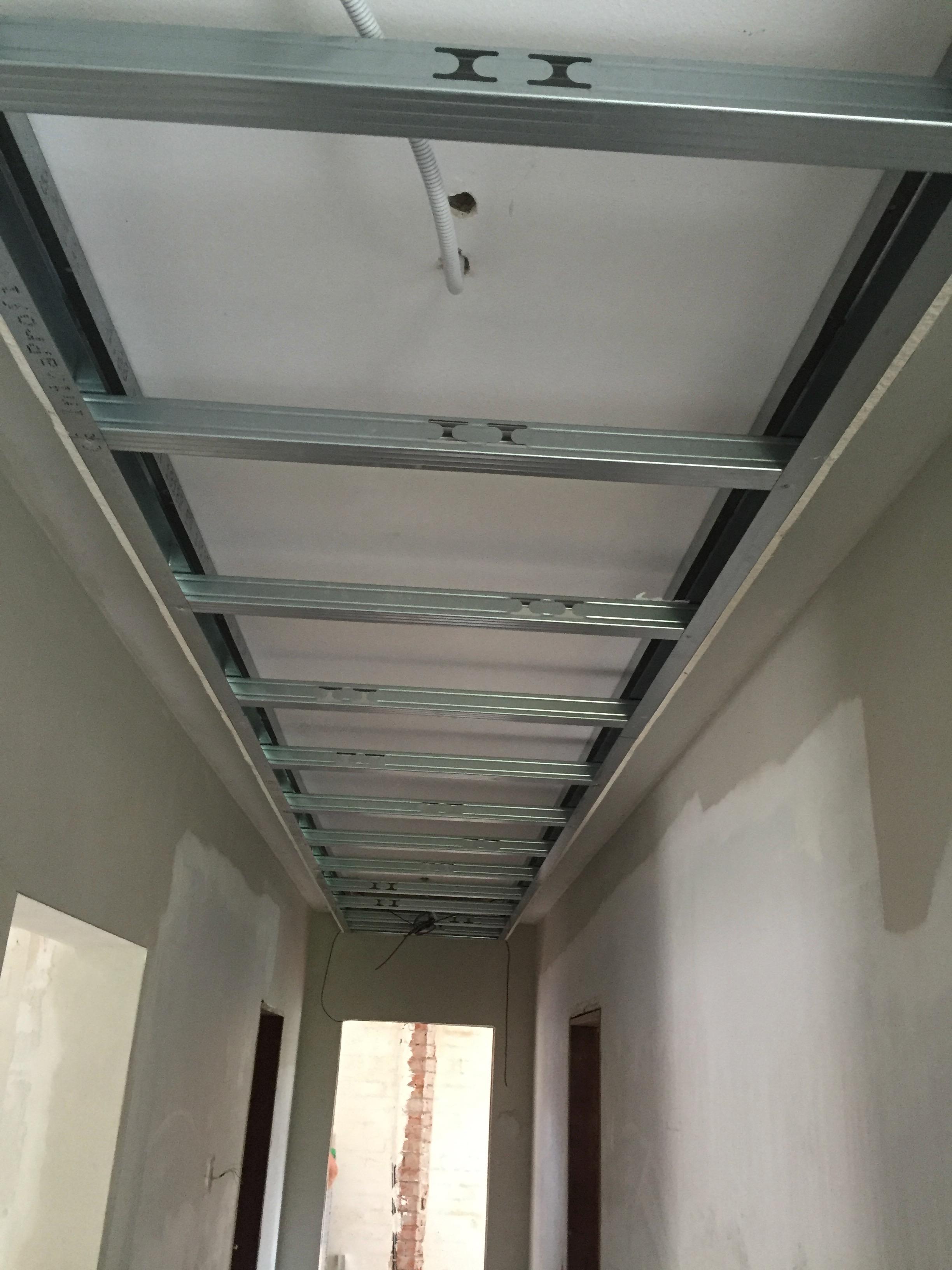 Metalstuds voor gyprocplafond