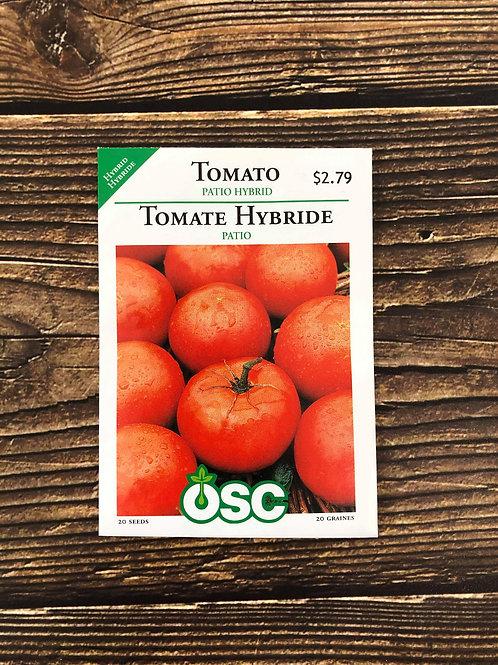 Tomato Patio Hybrid