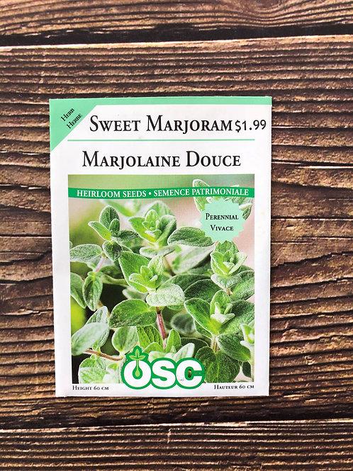 Sweet Marjoram