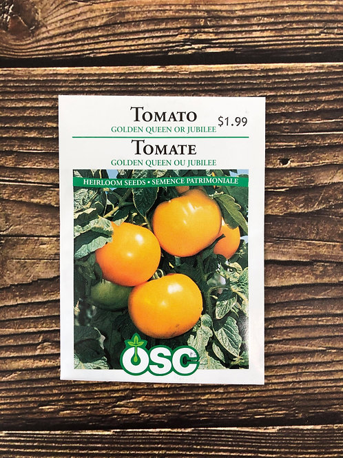 Tomato Golden Queen or Lubilee