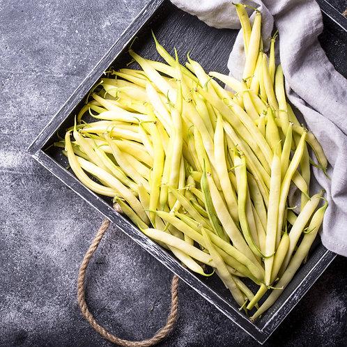 Golden Wax Bush Bean Organic