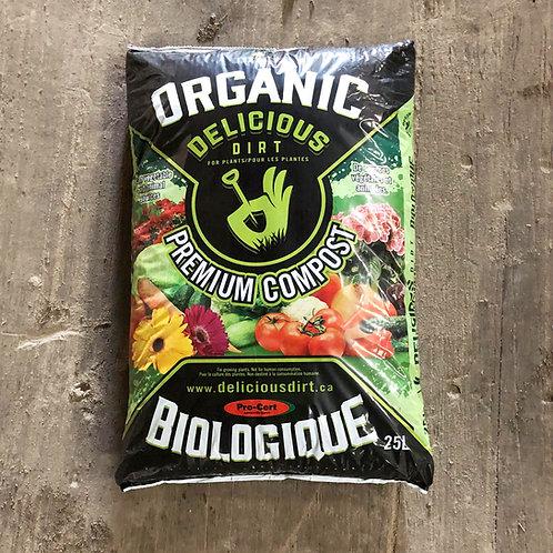 Organic Premium Compost