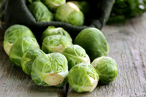 Long Island Improved Brussels Sprouts