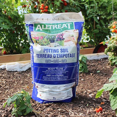5L All Purpose Premium Potting Soil