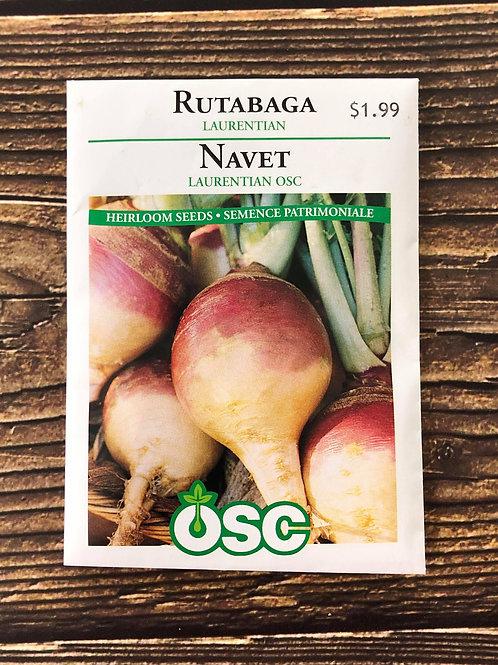 Rutabaga Laurentian OSC