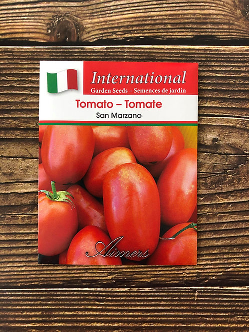 Tomato San Marzano Int.