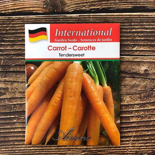 Carrot Tendersweet