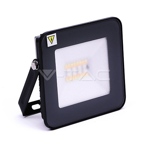 20W LED Floodlight Bluetooth Internal Junction Black Body RGB White