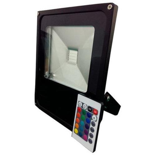 VTAC - Projecteur RGB - 30W - avec télécommande