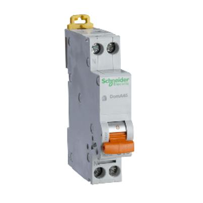 SCHNEIDER - Disjoncteur DPN 1P+N 10A 4500A 230VA