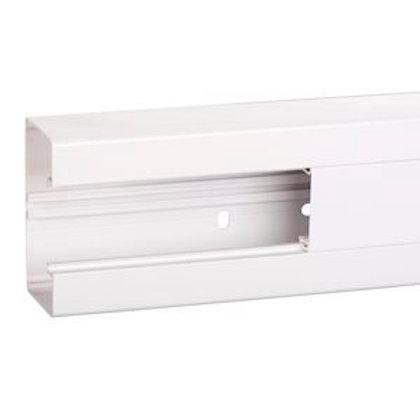 ISM10200P - OptiLine 45 goulotte pvc blanc