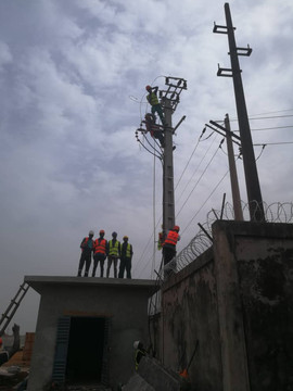 Poste Transfo KAGBELEN - Conakry Termina