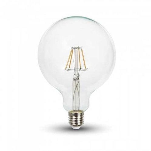 VTAC - Ampoule E27 à filament LEDA60 6W SAMSUNG PUCE - 2700K