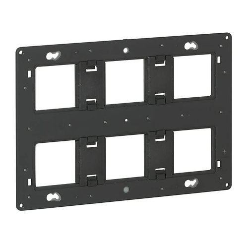 LEGRAND - Support Batibox 2x6 / 8 Modules