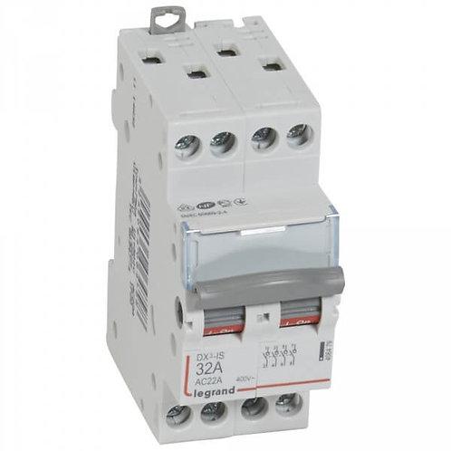 LEGRAND - Interrupteur sectionneur 4P 32A