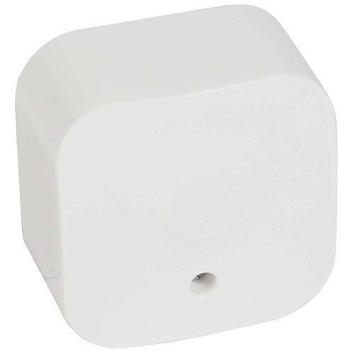 LEGRAND - Sortie de câble Forix - Montage en saillie - IP 2x - Blanc