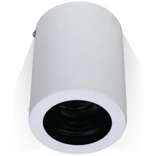 VTAC - VT-796 GU10 raccord rond blanc