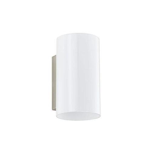 EGLO - WL / 1 G9 nickel mat / blanc 'LUCCIOLA'