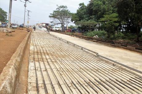 Route nationale Matoto-Kissosso