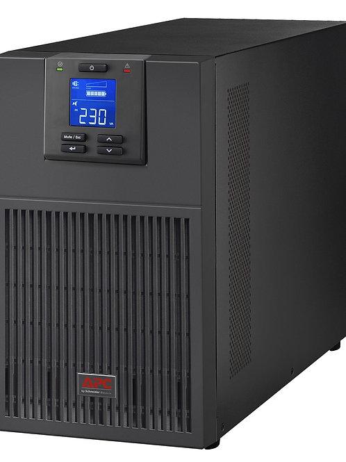 APC Easy UPS On-Line SRV Ext. Autonomie 6000VA 230V avec batterie externe