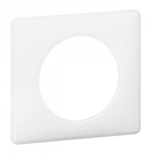 LEGRAND - Plaque 1P Blanc YESTERDAY CELIANE