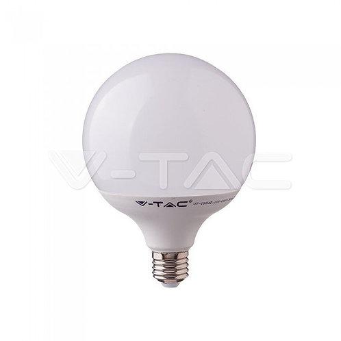 LED Bulb SAMSUNG Chip 22W E27 G120 Plastic 6400K 120 lm - Watt
