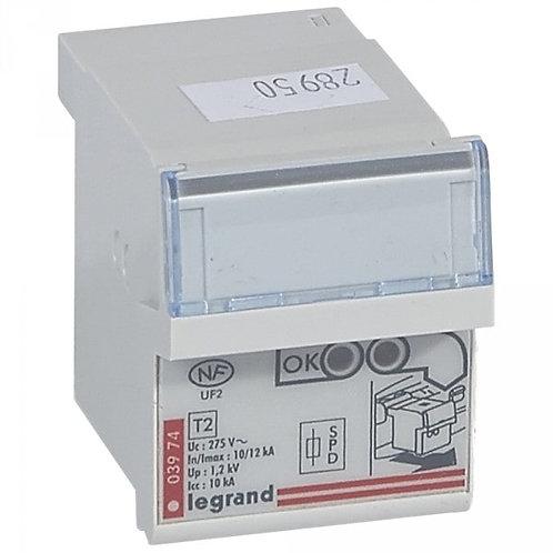 LEGRAND - Cassette de recharge Parafoudre protégé