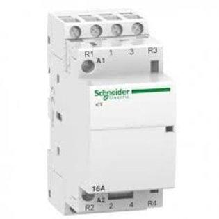 Contacteur 16A - 2NO+2NF - 230...240VCA - 50Hz - Acti9 - iCT -A9C22818