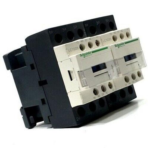Contacteur-inverseur - 25A - bobine 230Vca