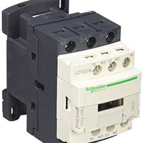 LC1D09M7 TeSys D Contacteur, 3P AC-3, 440 V, 9 A, Bobine de 22