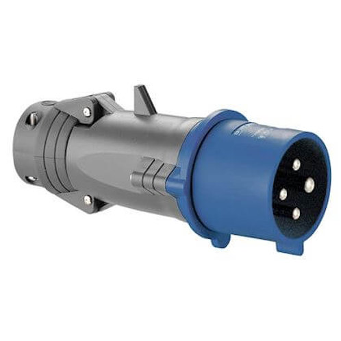 LEGRAND - FICHE D 16A 3P+T 230V PLAST 4
