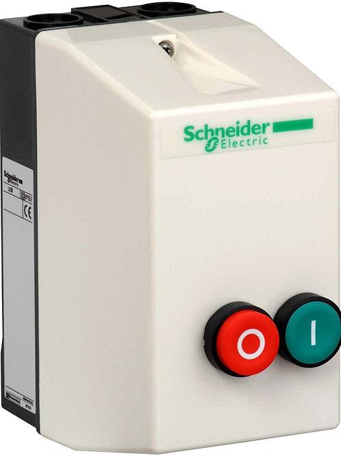SCHNEIDER - TeSys LE1D - démarreur en coffret - 25A - bobine 230Vca